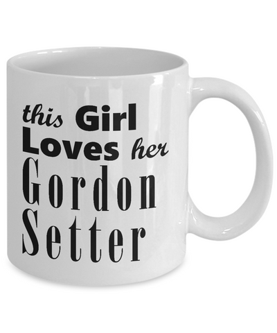 Gordon Setter - 11oz Mug - Unique Gifts Store