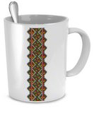 Ukrainian Embroidery #17 - Mug - Unique Gifts Store