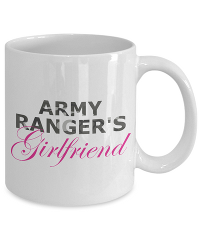 Army Ranger's Girlfriend - 11oz Mug