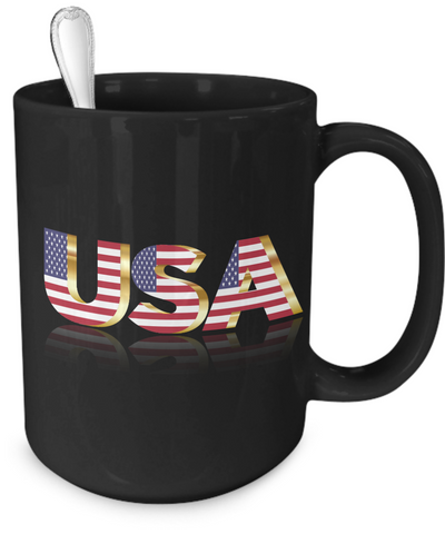 The USA v2 - 15oz Mug - Unique Gifts Store
