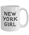 New York Girl - 15oz Mug - Unique Gifts Store