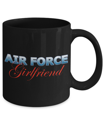 Air Force Girlfriend - 11oz Mug v3 - Unique Gifts Store