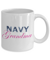Navy Grandma - 11oz Mug - Unique Gifts Store