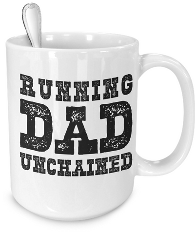 Running Dad - 15oz Mug - Unique Gifts Store