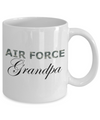 Air Force Grandpa - 11oz Mug - Unique Gifts Store