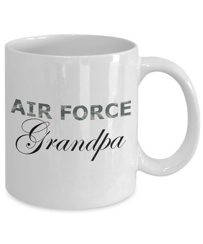 Air Force Grandpa - 11oz Mug