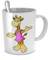 Giraffe - 11oz Mug - Unique Gifts Store