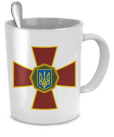 National Guard of Ukraine - Mug - Unique Gifts Store