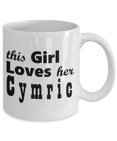 Cymric - 11oz Mug - Unique Gifts Store