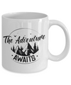 Adventure Awaits - 11oz Mug