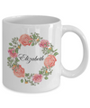 Elizabeth - 11oz Mug - Unique Gifts Store