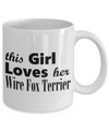 Wire Fox Terrier - 11oz Mug - Unique Gifts Store
