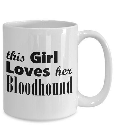 Bloodhound - 15oz Mug