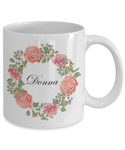 Donna - 11oz Mug - Unique Gifts Store
