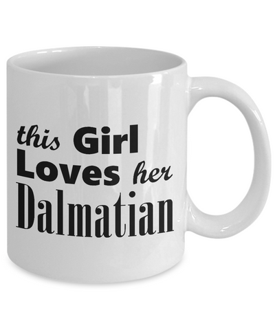 Dalmatian - 11oz Mug - Unique Gifts Store