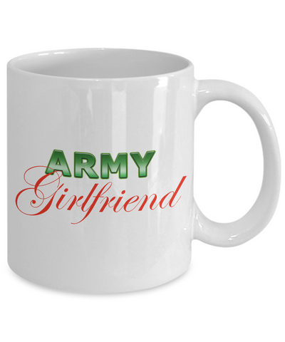 Army Girlfriend - 11oz Mug v2 - Unique Gifts Store