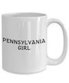 Pennsylvania Girl - 15oz Mug