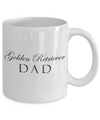 Golden Retriever Dad v2 - 11oz Mug - Unique Gifts Store