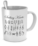 Sailing Knots - 11oz Mug - Unique Gifts Store