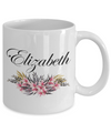 Elizabeth - 11oz Mug v2 - Unique Gifts Store