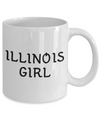 Illinois Girl - 11oz Mug - Unique Gifts Store