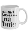 Irish Terrier - 11oz Mug - Unique Gifts Store