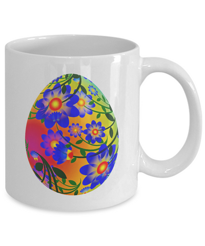Easter Egg #10 - 11oz Mug - Unique Gifts Store
