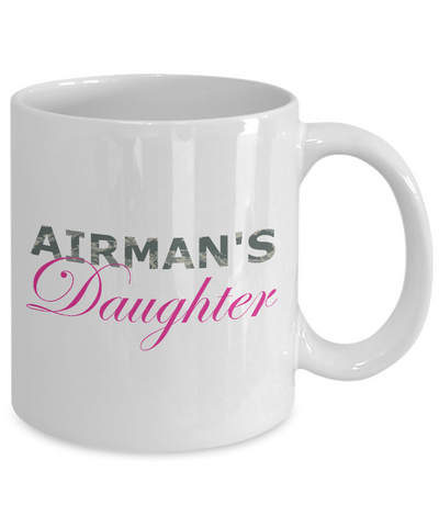 Airman's Daughter - 11oz Mug