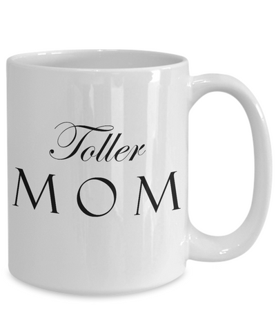 Toller Mom - 15oz Mug