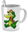 Crocodile - 11oz Mug - Unique Gifts Store