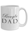 Beagle Dad - 15oz Mug - Unique Gifts Store