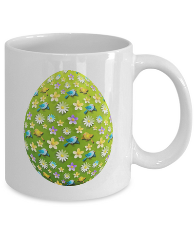 Easter Egg #05 - 11oz Mug - Unique Gifts Store