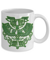 Luck Of The Irish - 11oz Mug - Unique Gifts Store