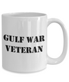 Gulf War Veteran - 15oz Mug