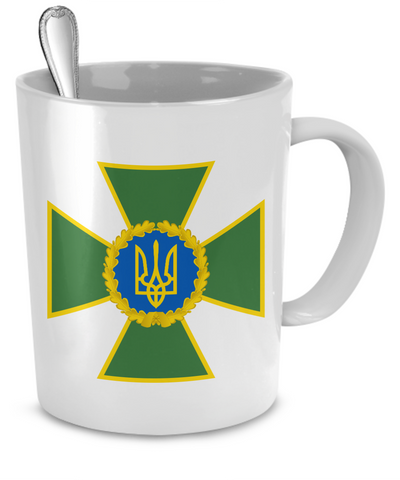 State Border Guard Service of Ukraine - Mug - Unique Gifts Store