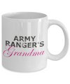 Army Ranger's Grandma - 11oz Mug - Unique Gifts Store