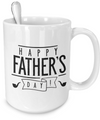 Happy Father's Day v2 - 15oz Mug - Unique Gifts Store