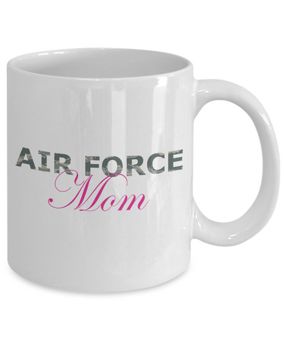 Air Force Mom - 11oz Mug - Unique Gifts Store