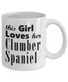 Clumber Spaniel - 11oz Mug - Unique Gifts Store