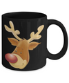 The Christmas Reindeer v2 - 11oz Mug
