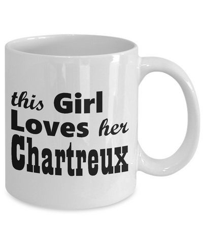 Chartreux - 11oz Mug - Unique Gifts Store