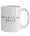 Labrador Retriever Dad - 15oz Mug - Unique Gifts Store
