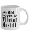 Tibetan Mastiff - 11oz Mug - Unique Gifts Store