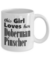 Doberman Pinscher - 11oz Mug - Unique Gifts Store