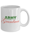 Army Grandma - 11oz Mug v2 - Unique Gifts Store