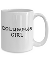 Columbus Girl - 15oz Mug