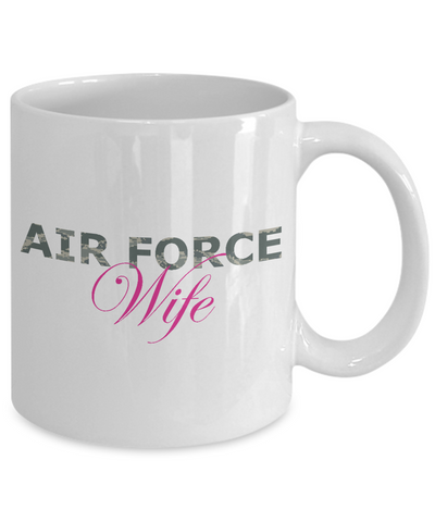 Air Force Wife - 11oz Mug