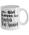 English Toy Spaniel - 11oz Mug - Unique Gifts Store