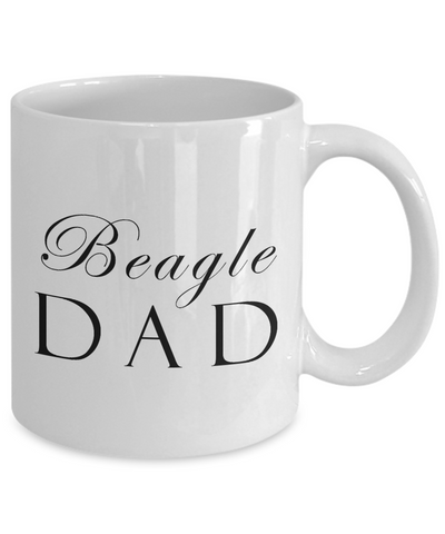 Beagle Dad - 11oz Mug
