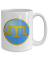 Tamga of Crimean Tatar Giray Dynasty - 15oz Mug - Unique Gifts Store